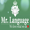 Mr. Language