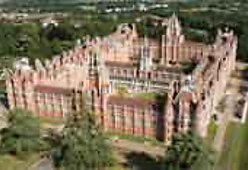 Oxford International - Royal Holloway