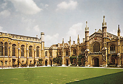 Bucksmore Education - Corpus Christi College
